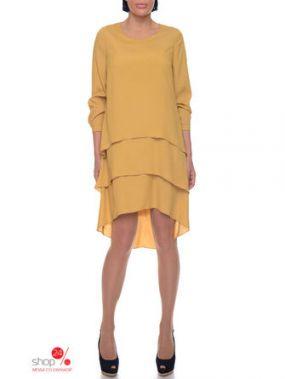 Платье Rocco Barocco, цвет желтый