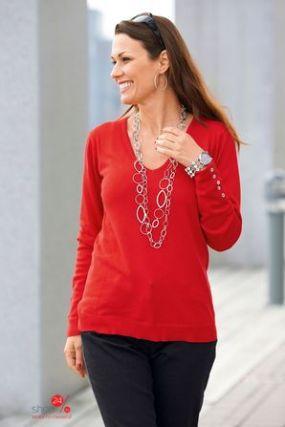 Пуловер Cellbes, цвет красный