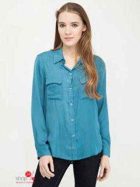 Рубашка Lee Cooper, цвет бирюзовый