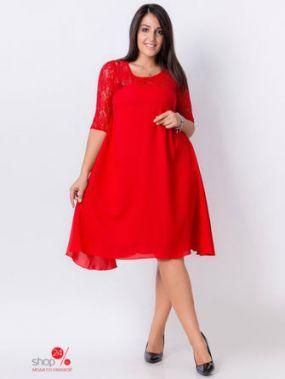 Платье Vojelavi, цвет красный