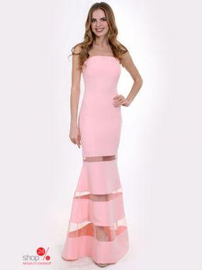 Платье Enigma, цвет персиковый
