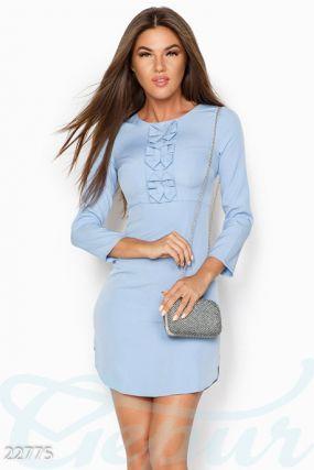 Нежное платье-мини