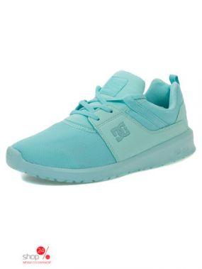 Кроссовки DC Shoes, цвет мятный