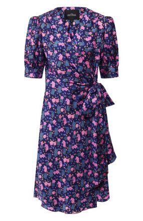 Шелковое платье THE MARC JACOBS